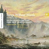 Songs Without Words for Piano Trio by I Giocatori Piano Trio