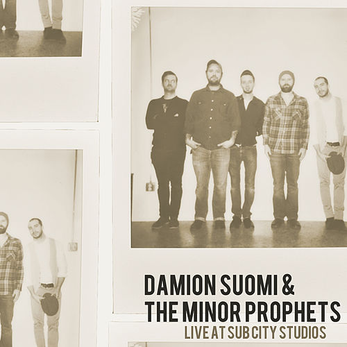 Live At Sub City Studios by Damion Suomi