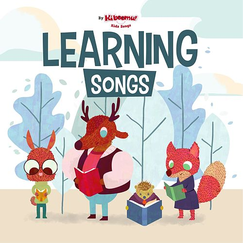 Learning Songs de The Kiboomers