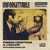Unforgettable (Latin Remix) by J Balvin