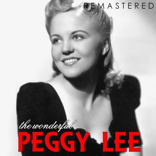 The Wonderful Peggy Lee (Remastered) von Peggy Lee