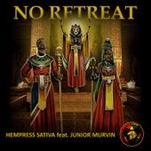 No Retreat (feat. Junior Murvin) by Hempress Sativa