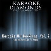 Karaoke Hit Backings, Vol. 2 by Karaoke - Diamonds