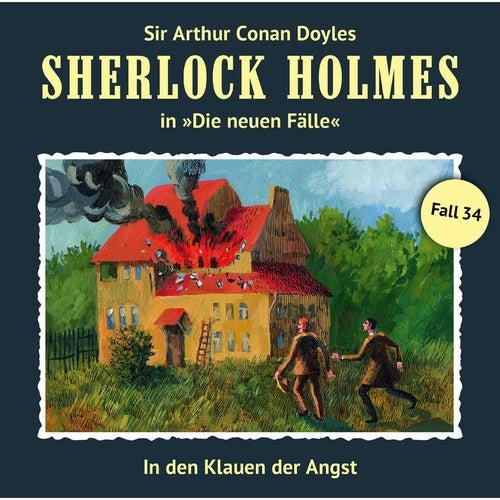 Die neuen Fälle, Fall 34: In den Klauen der Angst von Sherlock Holmes