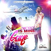World Is Mine - Single by Gage