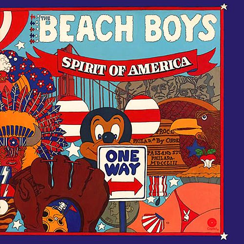Spirit Of America by The Beach Boys