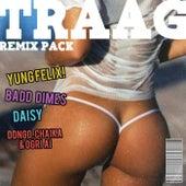 Traag (Remixes) van Bizzey