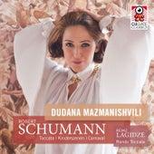 Schumann: Toccata, Op. 7 - Kinderszenen, Op. 15 - Carnaval, Op. 9 & Lagidze: Rondo Toccata by Dudana Mazmanishvili