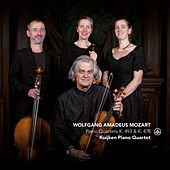 Mozart: Piano Quartets K. 493 & K. 478 by Kuijken Piano Quartet