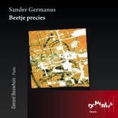 Sander Germanus: Beetje Precies by Gerard Bouwhuis