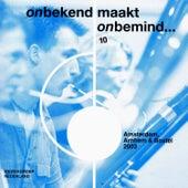Onbekend Maakt Onbemind 10 by Various Artists