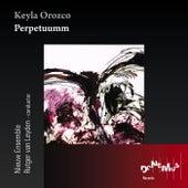 Keyla Orozc: Perpetuumm by Nieuw Ensemble