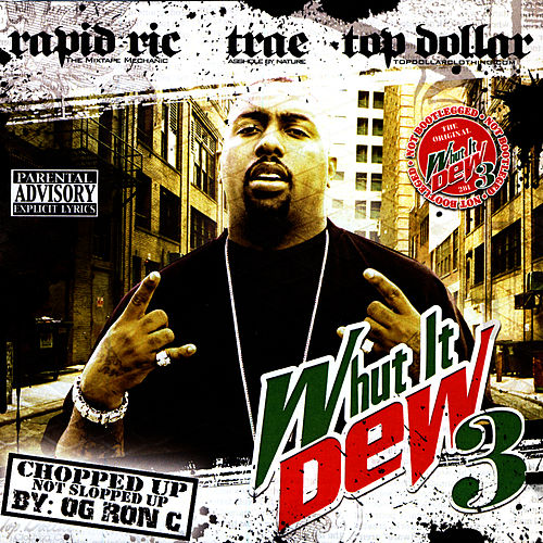 Fistful of Dollars Mixtape (2CDs) by Trae