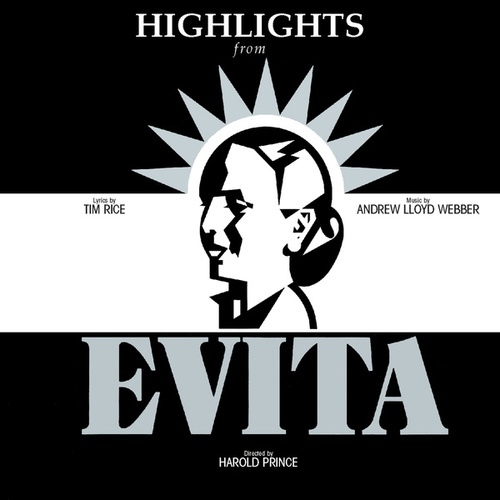 Evita (Hightlights) by Various Artists