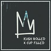 Kush Rolled X Cup Filled by kings