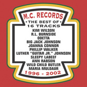 The Best Of M.C. Records 1996-2002 by Various Artists