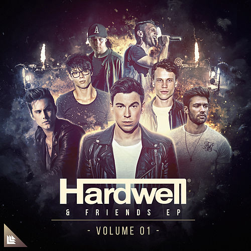 Hardwell & Friends EP Volume 01 von Hardwell