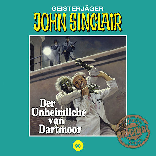 Tonstudio Braun, Folge 90: Der Unheimliche von Dartmoor von John Sinclair