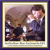 Grand Piano Masters: Mozart Piano Concertos Nos. 11 & 12 (Live) by Various Artists