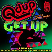 Get up Remixes by Q'd Up