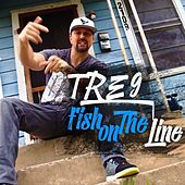 Fish on the Line by Tre-9