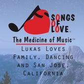 Lukas Loves Family, Dancing and San Jose, California by T. Jones