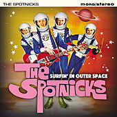 Surfin' in Outer Space de The Spotnicks