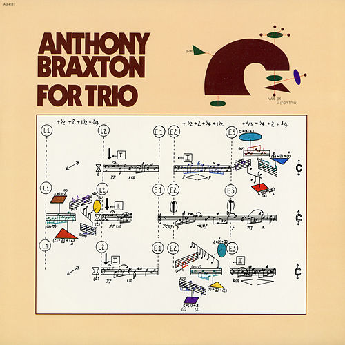 For Trio by Anthony Braxton