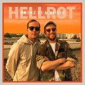 Hellrot by Prinz Pi