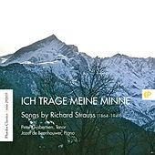 Ich Trage Meine Minne - Songs by Richard Strauss by Peter Gijsbertsen