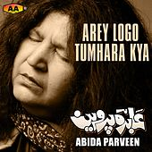 Arey Logo Tumhara Kya by Abida Parveen (1)