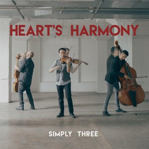 Heart's Harmony de Simply Three