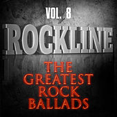 Rockline - The Greatest Rock Ballads, Vol. 8 de Various Artists