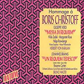 Hommage à Boris Christoff by Various Artists