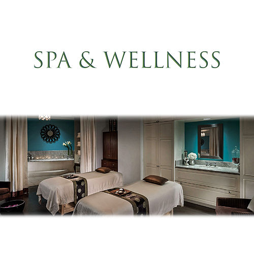 Spa & Wellness – Soft Music to Calm Down, Stress Relief, Massage Music, Zen, Meditation, Pure Mind, Relax, Beauty de Relaxation and Dreams Spa