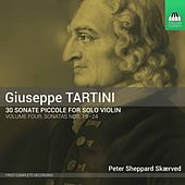 Tartini: 30 Sonate piccole, Vol. 4 by Peter Sheppard Skærved