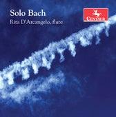 Solo Bach by Rita D'Arcangelo