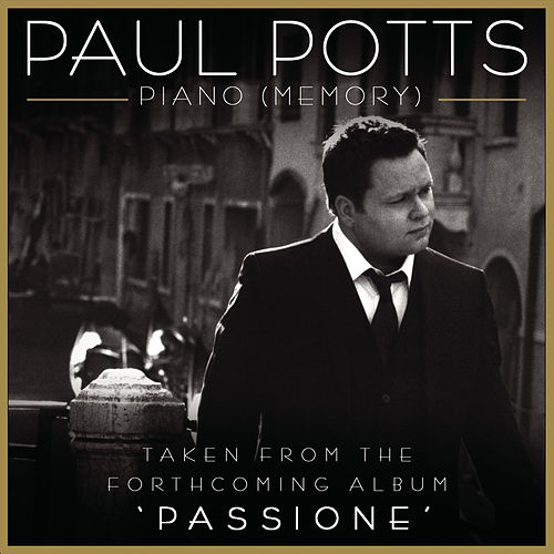 Play & Download Piano (Memory) by Paul Potts | Napster