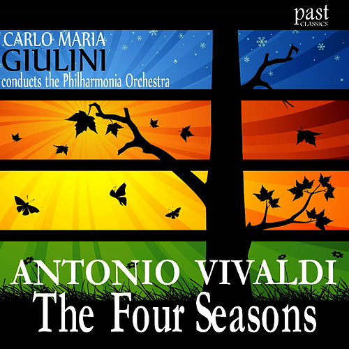 Play & Download Vivaldi: The Four Seasons by Philharmonia Orchestra | Napster
