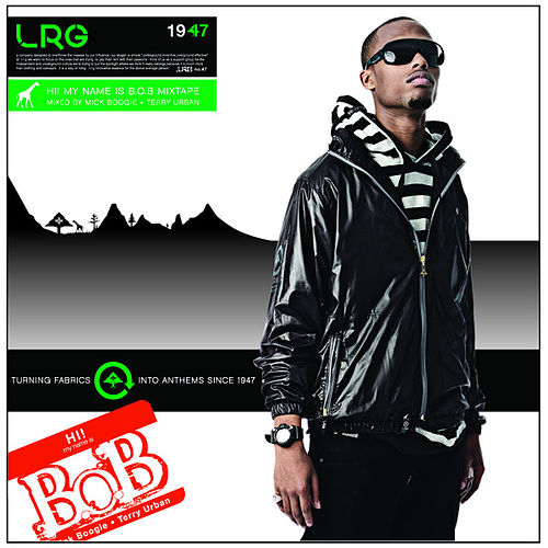 Play & Download Hi! My Name Is B.o.B by B.o.B | Napster