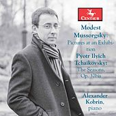 Mussorgsky: Pictures at an Exhibition - Tchaikovsky: The Seasons, Op. 37a by Alexander Kobrin