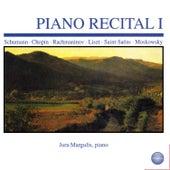 Piano Recital I by Jura Margulis