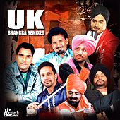UK Bhangra Remixes by Various Artists