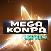 Mega Konpa Live Vol. 2 by Various Artists