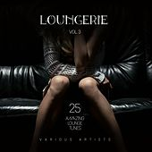 Loungerie (25 Amazing Lounge Tunes), Vol. 3 by Various Artists