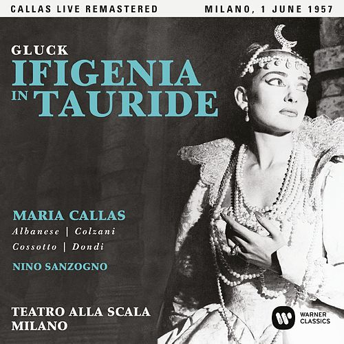 Gluck: Ifigenia in Tauride (1957 - Milan) - Callas Live Remastered by Maria Callas