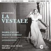 Spontini: La vestale (1954 - Milan) - Callas Live Remastered by Maria Callas
