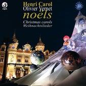Carol: Livre de Noëls pour orgue by Olivier Vernet