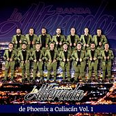 De Phoenix Hasta Culiacan, Vol. 1 by Banda la Alterada