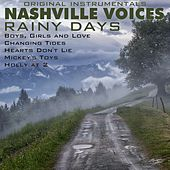 Rainy Days: Original Instrumentals by The Nashville Voices